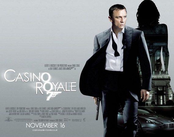 De 7 fedeste casinofilm
