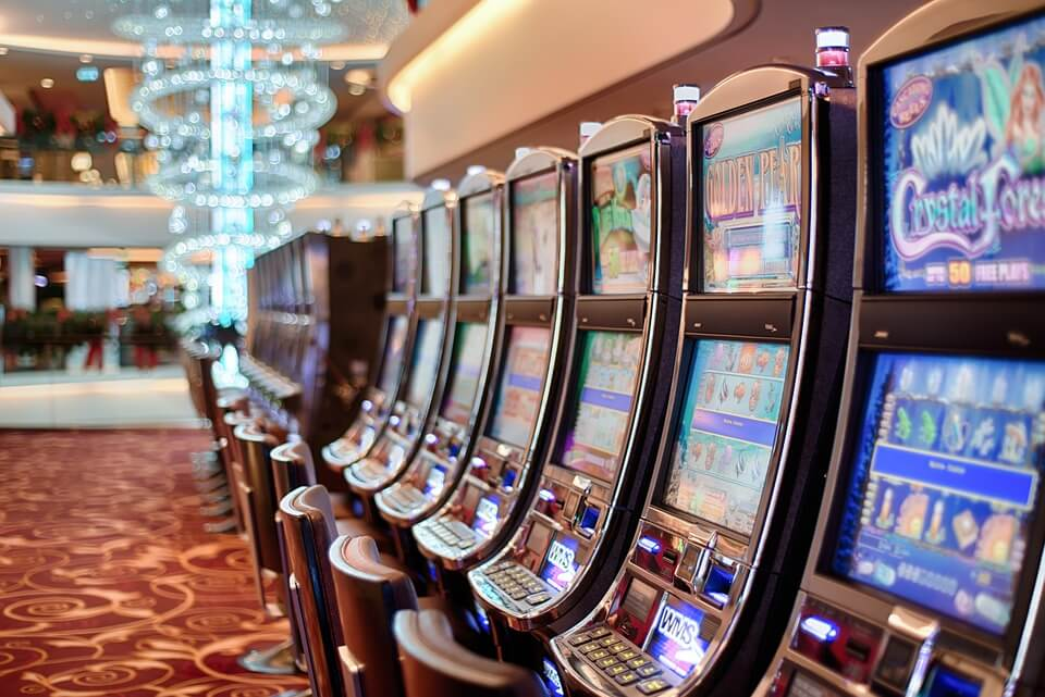 online casino games play