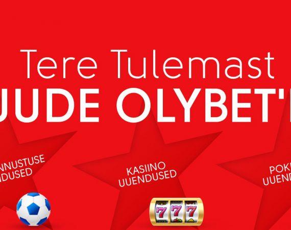 Uus OlyBet tõotab tagasi võita mängijate poolehoiu