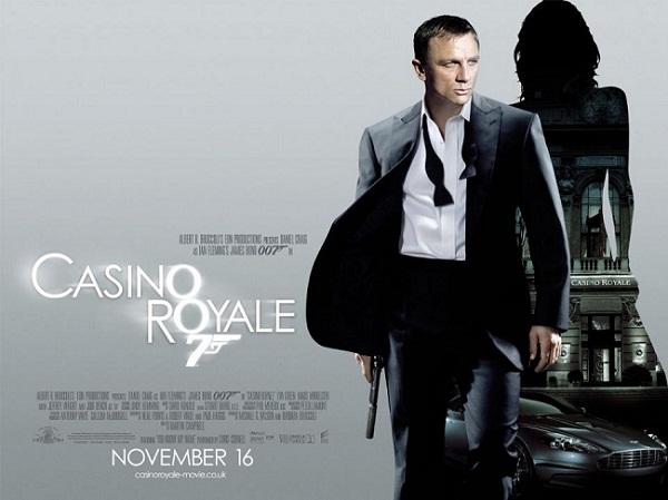 De sju hetaste casinofilmerna