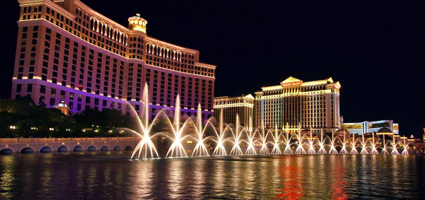 Världens största casinon